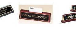 Name Signs & Office Gifts